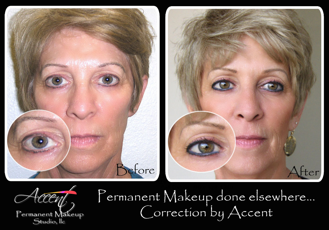 Eyeliner by Accent Permanent Makeup